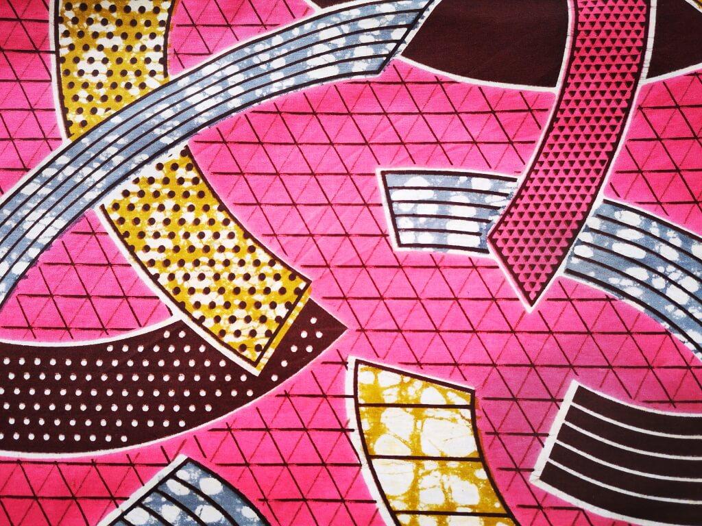 Kimono Afrique wax Wabi-sabi
